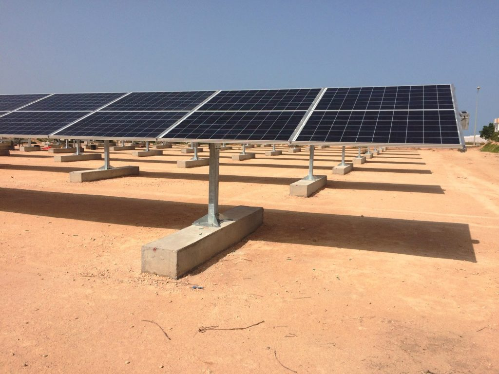 Métouia_Tunisia_Power Plant