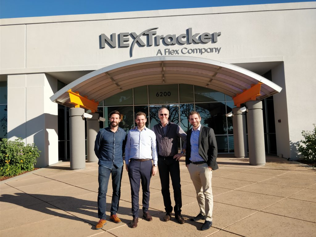 Partenariat NEXTracker